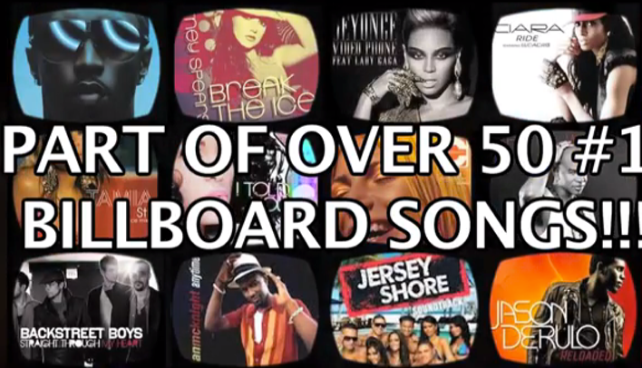 part of over 50 #1 Billboard Songs www.audiomaxxstudios.com