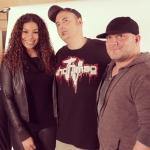 Mig, Jordin Spark, Rob Schwartzs at www.AudiomaxxStudios.com